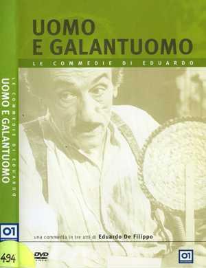 Uomo e galantuomo (1922) Edizione televisiva colore 1975 .avi AC3
