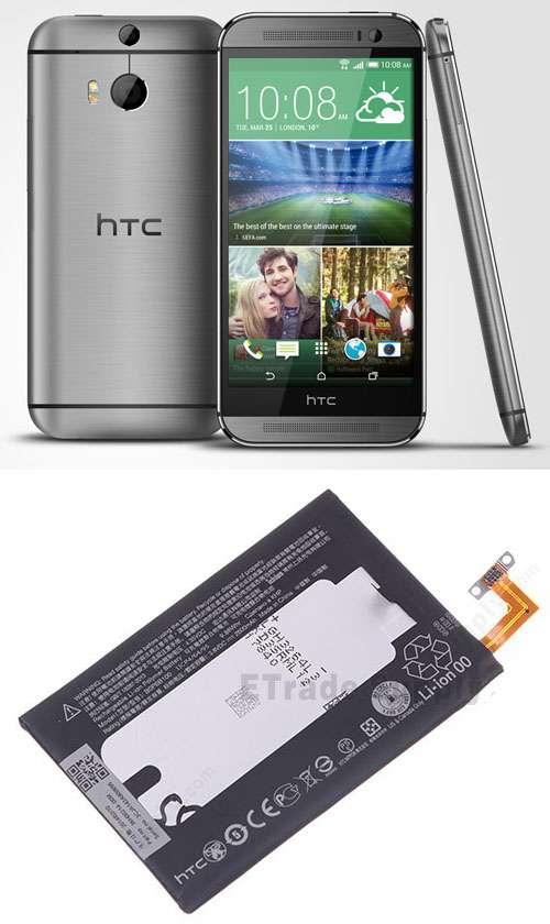 ขาย Battery HTC One X,One S,HD2,HD7,Hero,Magic,Desire,Desire HD รุ่นอื่นๆ.  Battery HTC One M8 ขนาด 2600mAh ราคา 800 บาท (ส่งลงทะเบียนฟรี)