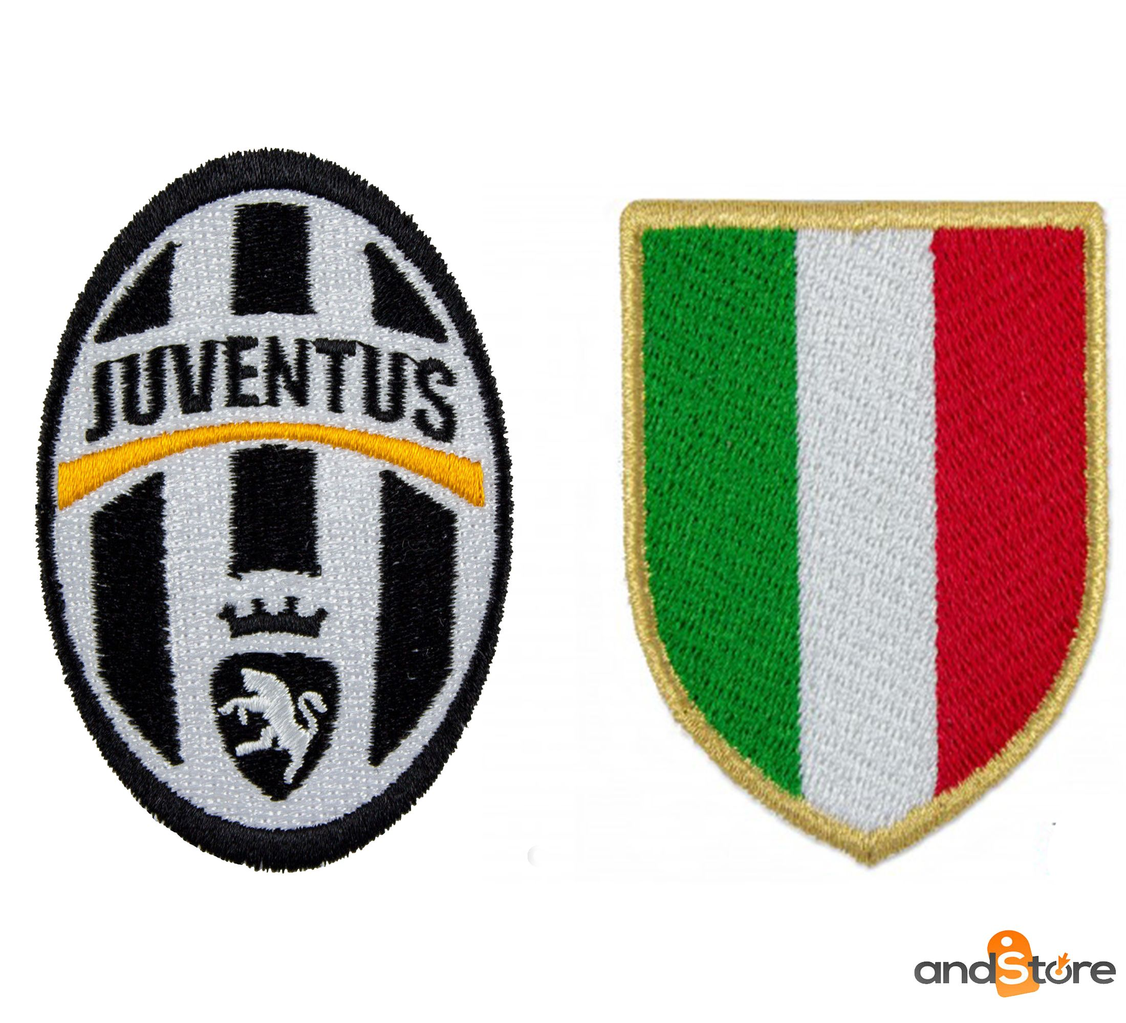 Patch scudetto serie a italia