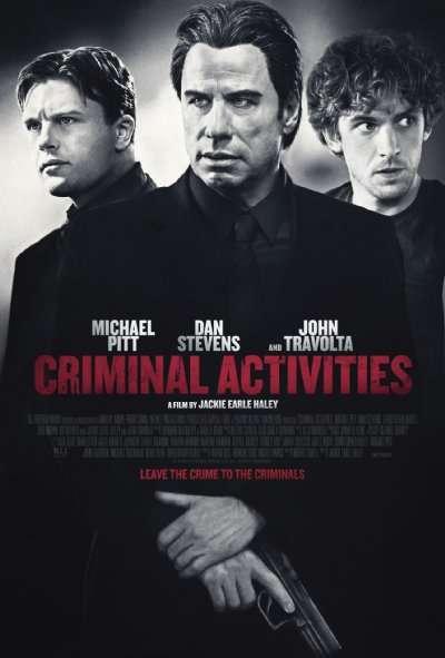 Criminal Activities WEB-DL