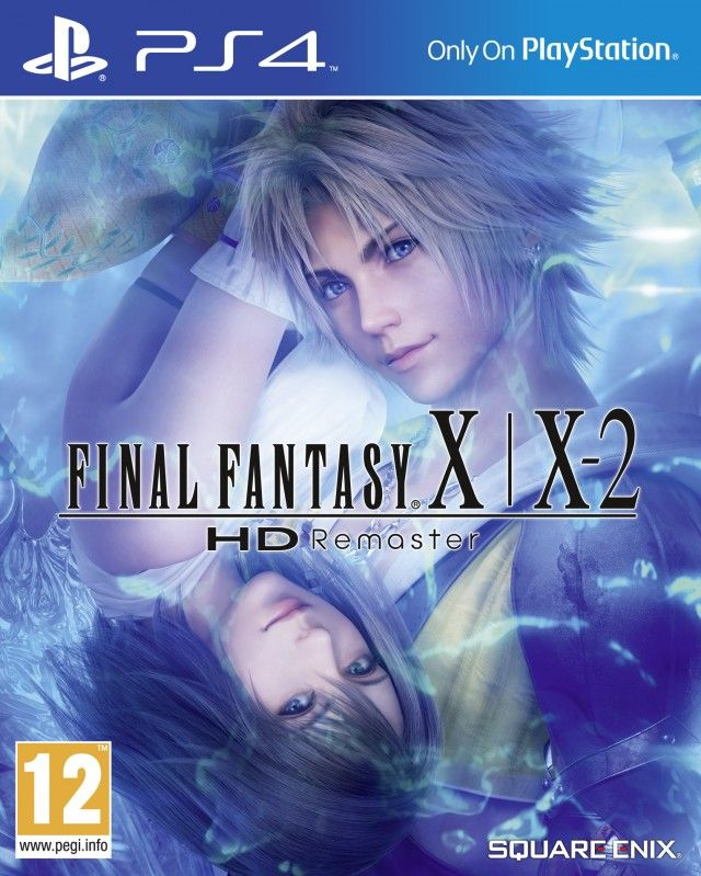 Final Fantasy X/X-2 Remastered