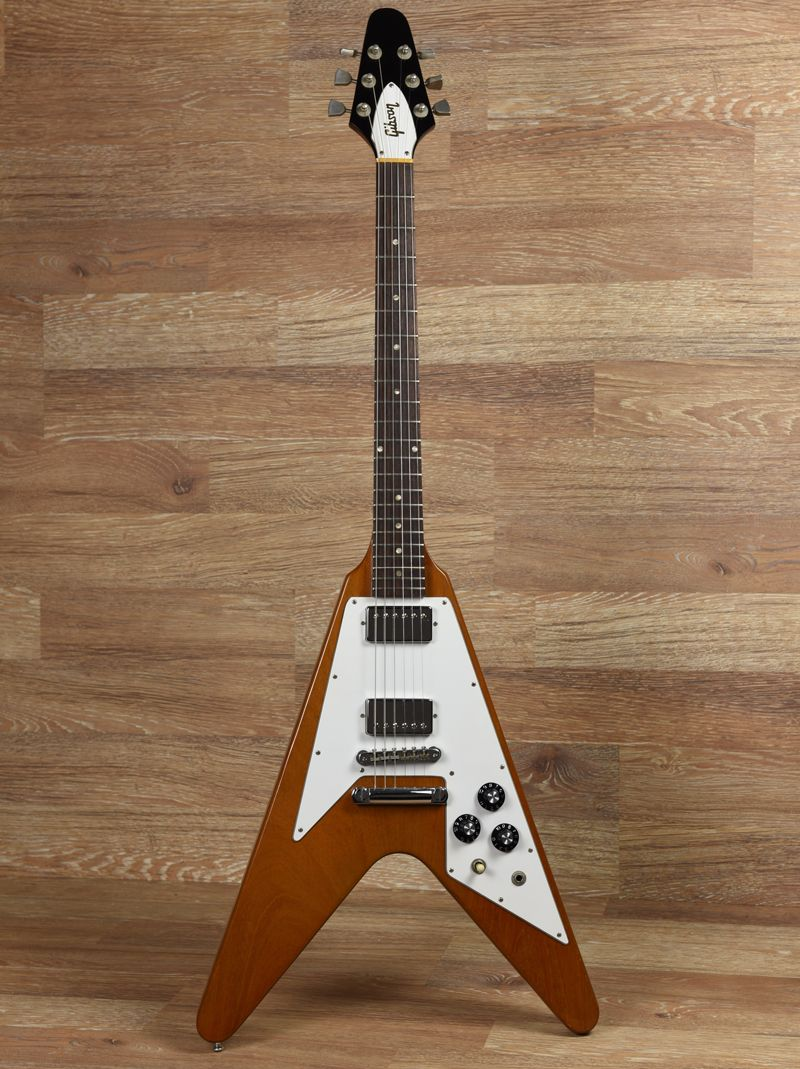 vintage gibson flying v guitar eBay